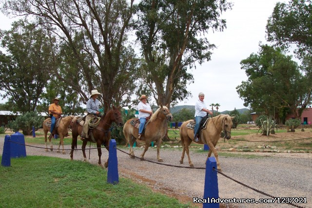 Giddy Up (#5 of 14) - Romantic Getaway at Historic Arizona Guest Ranch