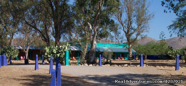 Colorful Guest Accommodations - Romantic Getaway at Historic Arizona Guest Ranch