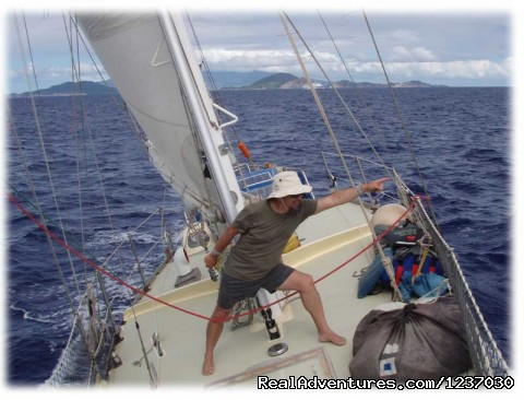 Caribbean - Adventure Sailing