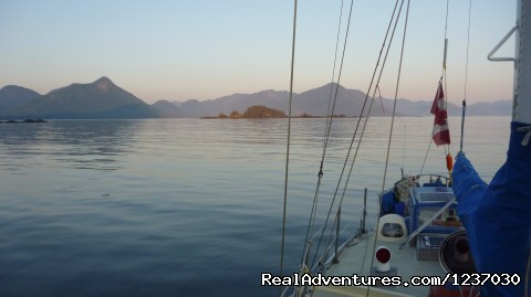 Haida Gwaii Canada (#4 of 25) - Adventure Sailing