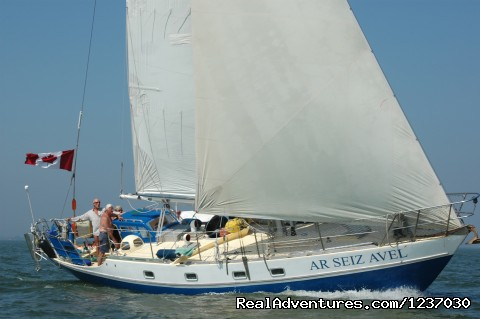 Welcome to an Adventure of a Life Time (#1 of 25) - Adventure Sailing