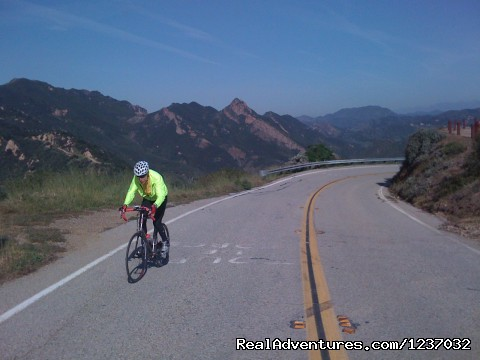 Santa Monica Mountains - Cycling Climbing Camps