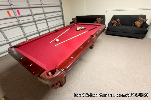 Pool Table (#7 of 26) - Comforts of Home
