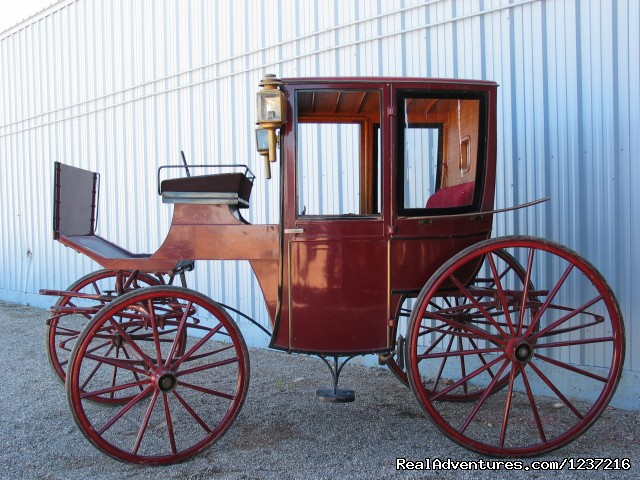 Brewster & Co. Brougham - Tucson Rodeo Parade Museum
