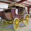 1850's MudWagon Stage Coach
