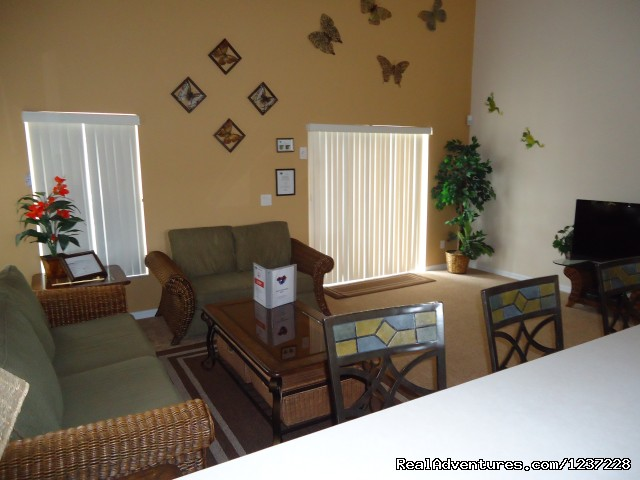 - Jungle Retreat, pool home near Disney, wifi & more