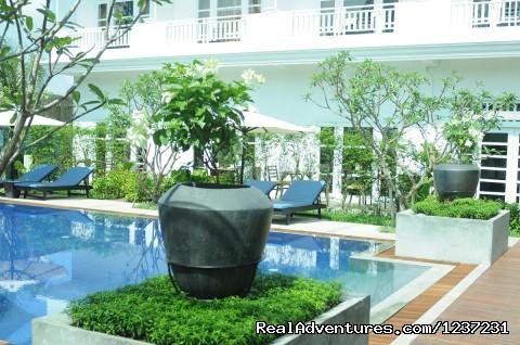 Frangipani Villa Hotel- Angkor Wat, Siem Reap Frangipani Villa Hotel