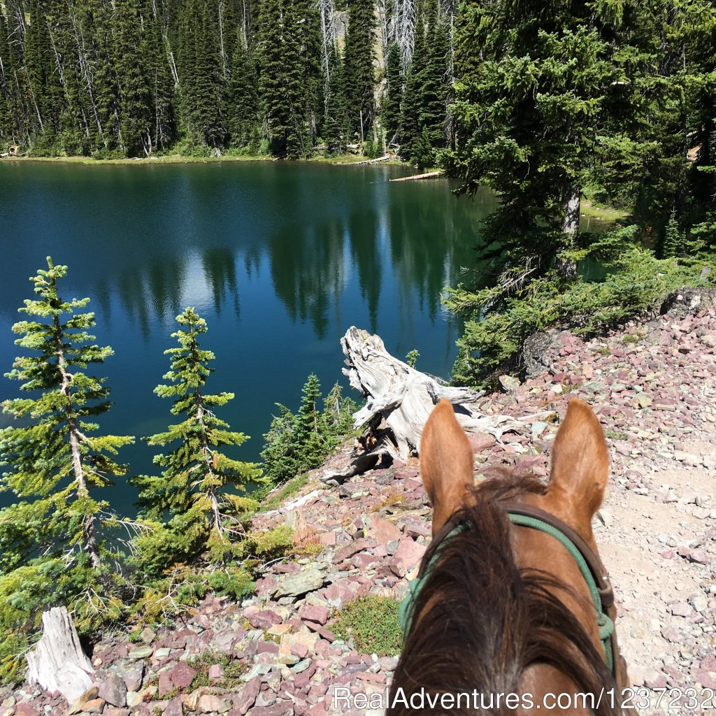 Alpine Lakes | Image #14/20 | Horseback Riding Adventures
