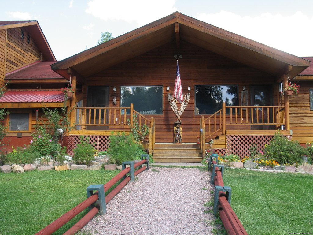 Rich's Montana Guest Ranch - Main Lodge | Image #20/20 | Horseback Riding Adventures