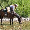 Horseback Riding Adventures Seeley Lake, Montana Horseback Riding