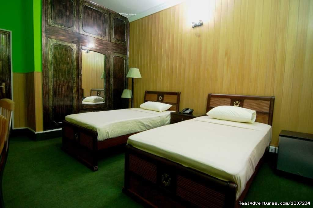 TwinRoom view at Rooms alike Hotel Guest House in Islamabad | Image #11/15 | RooMs Islamabad