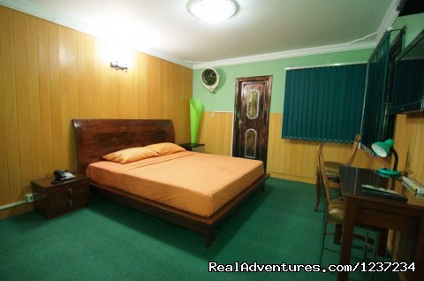Standard Room at Rooms alike Hotel Guest House in Islamabad - RooMs Islamabad
