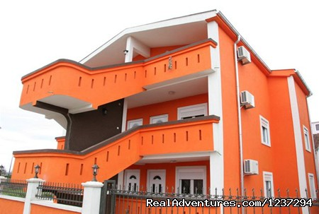 Apartments House Adriatica Ulcinj