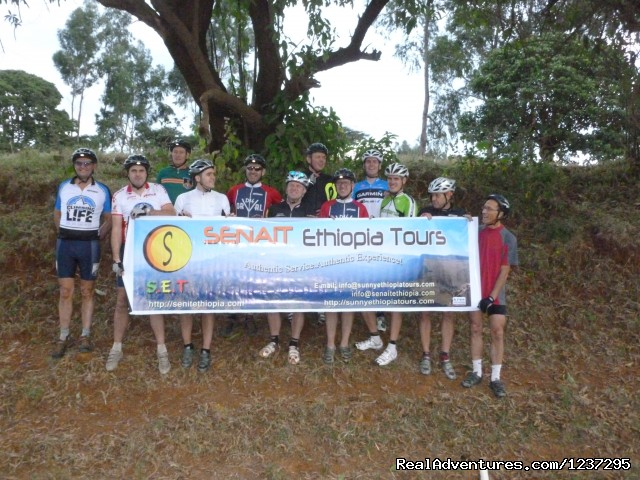 Senait Ethiopia Tours: Mountain Biking tours