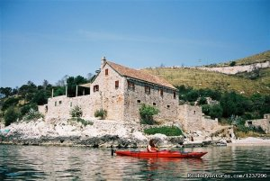 Adventure sea kayaking week in Croatia HVAR, Croatia Kayaking & Canoeing