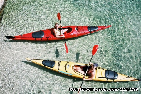 Image #2 of 6 - Adventure sea kayaking week in Croatia