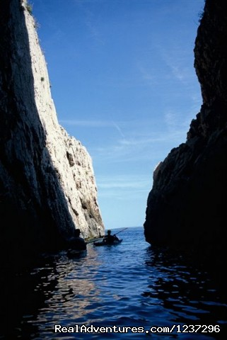 Image #4 of 6 - Adventure sea kayaking week in Croatia