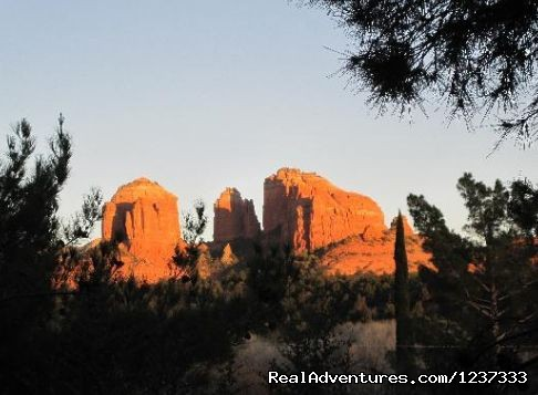 Sedona Cathedral Rock - Spirit Steps Tours