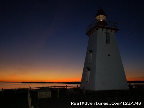 Souris Lighthouse - Paradise On The Sea Adventures