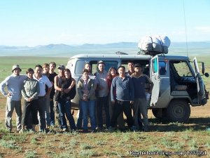Car and Driver Tour to Khovsgol and back from UB Ulaanbaatar, Mongolia Horseback Riding