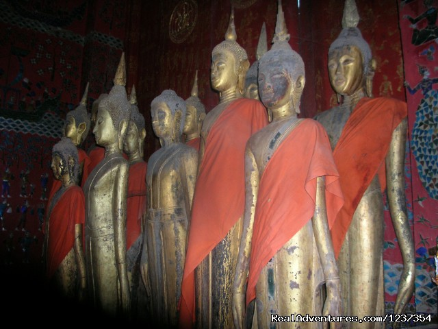 - Luang Prabang Walking tour