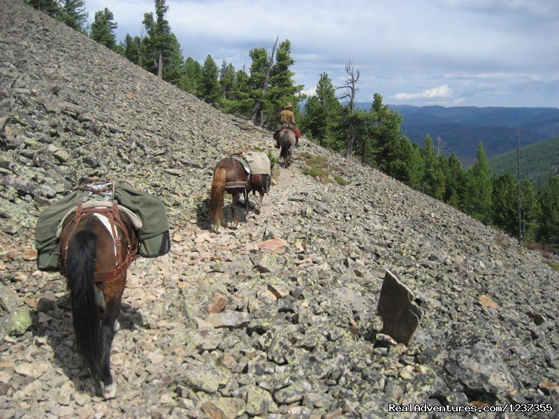 Stone Horse Expeditions & Travel, High Pass Crossing | Image #6/26 | Mongolia Horseback Riding Tours  with Stone Horse