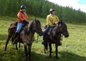 Mongolia Horseback Riding Tours  with Stone Horse Ulaan Baatar, Mongolia Horseback Riding