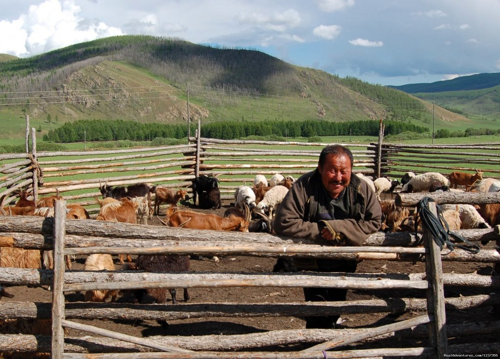 Stone Horse Expeditions & Travel, Homestay with Herders | Image #8/26 | Mongolia Horseback Riding Tours  with Stone Horse