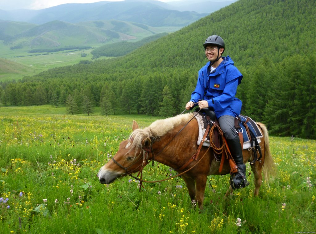 Stone Horse Expeditions & Travel, Horse and Rider | Image #23/26 | Mongolia Horseback Riding Tours  with Stone Horse