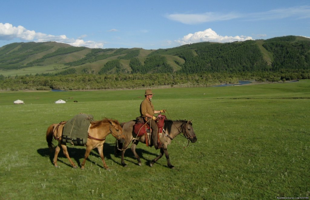 Stone Horse Expeditions & Travel, Pack Trip in Terelj | Image #25/26 | Mongolia Horseback Riding Tours  with Stone Horse