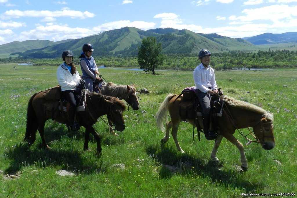 Stone Horse Expeditions & Travel, Riding Guests | Image #26/26 | Mongolia Horseback Riding Tours  with Stone Horse