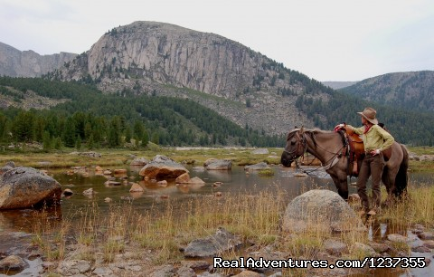 Stone Horse Expeditions & Travel, Wilderness Expedition - Mongolia Horseback Riding Tours  with Stone Horse