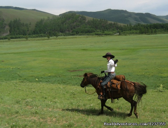 Stone Horse Expeditions & Travel, July 2012 - Mongolia Horseback Riding Tours  with Stone Horse