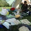 Stone Horse Expeditions & Travel, Camp Kitchen