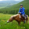 Stone Horse Expeditions & Travel, Horse and Rider