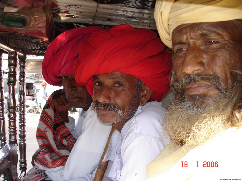 Men from Rajasthan | Image #10/15 | Gay Tours to India Nepal & Bhutan