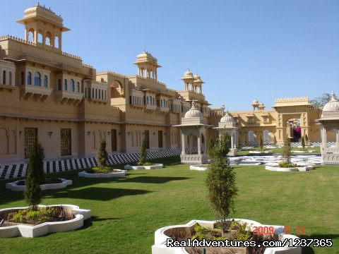 Hotel Udai Vilas - Udaipur- rated best hotel the world (#2 of 16) - Gay Tours to India Nepal & Bhutan