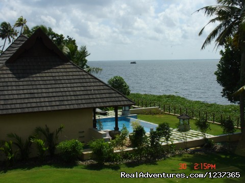 Zuri resort -Kumarakom - Gay Tours to India Nepal & Bhutan