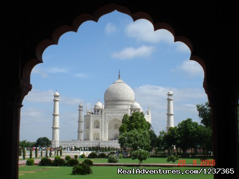Taj Mahal  (#14 of 16) - Gay Tours to India Nepal & Bhutan