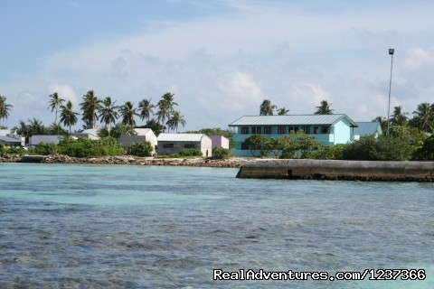 Keyodhoo Guest House - ISLAND LIFE MALDIVES, Keyodhoo Guest house