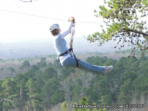 Mountain Views at New York, Texas ZipLine Adventures - Thrilling Action Packed ZipLine Adventure Tour