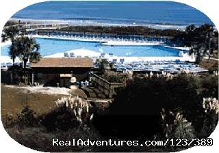 Beautiful Resort - OCEAN RESORT w/Largest Pool On Island On Beach