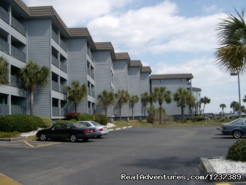 Condo Building views (#23 of 23) - OCEAN RESORT w/Largest Pool On Island On Beach