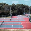 10 tennis courts