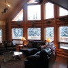 Upscale Lodging on the Kenai River, Alaska
