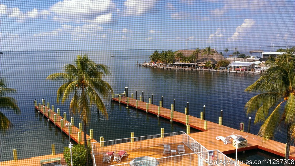 Screened Balcony Every Suite | Image #10/10 | Anchorage Resort and Yacht Club Condo Assoc.