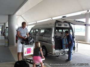 Costa Rica Shuttle Services And Airport Express San Jose, Costa Rica Car & Van Shuttle Service