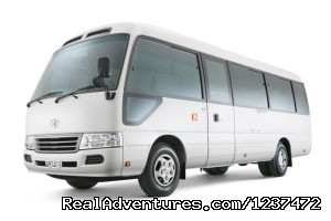 Costa Rica Shuttle Services And Airport Express