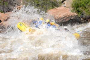 AVA Rafting and Mountaintop Zipline Tours Buena Vista, Colorado Rafting Trips