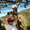 Mountaintop Zip Lining Year Round